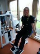 Trainerin Doris Kirchdörfer